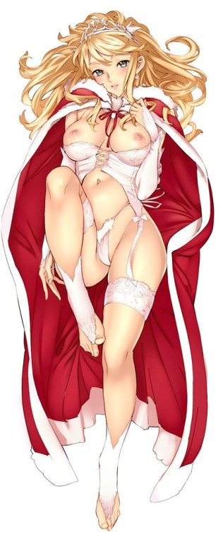 Ero Dakimakura Hentai Pillow Case 26