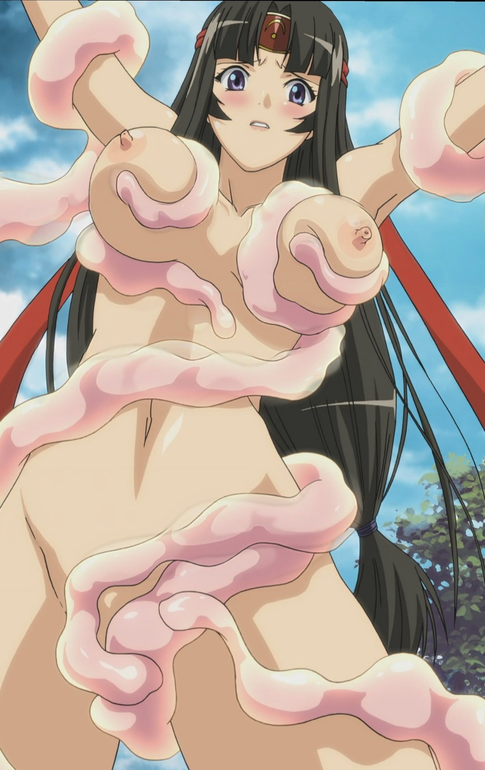 Queen's Blade Tomoe Hentai Drawing 26