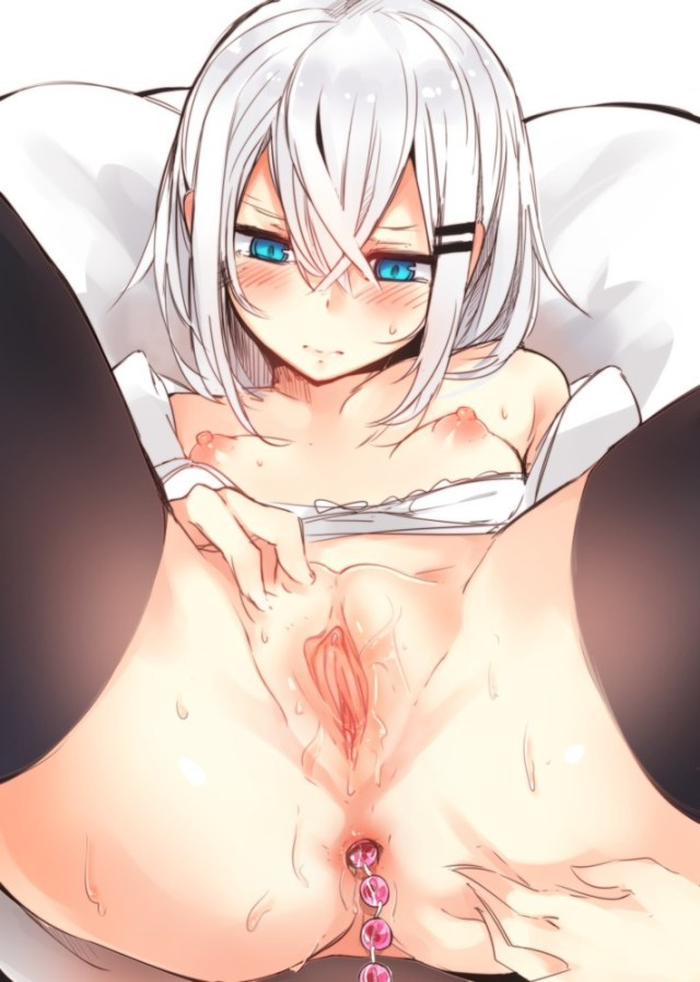 Another Round Of Female Masturbation Hentai