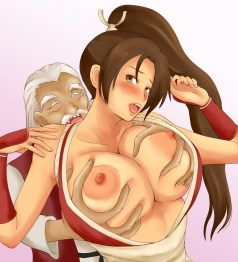 Mai Shiranui King Of Fighters Hentai 30