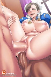 Street Fighter Hentai Drawing 08