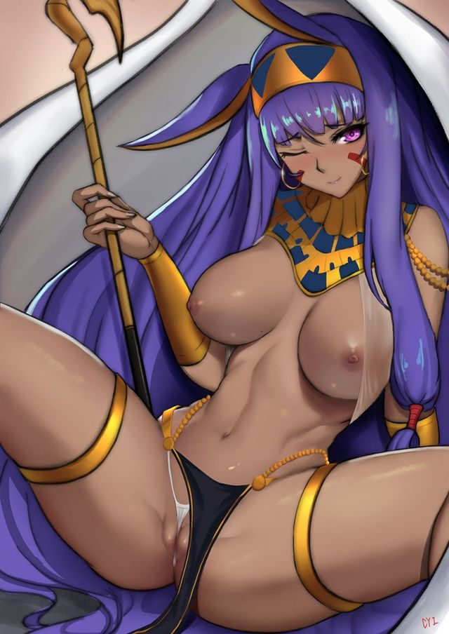 Hentai Pictures Of Nitocris From Fate/Grand Order