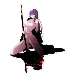 Saeko Busujima Highschool of the Dead Hentai 24