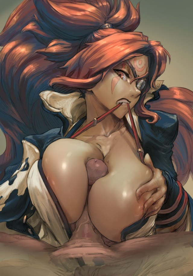 Thirty More Guilty Gear Series Hentai Drawings