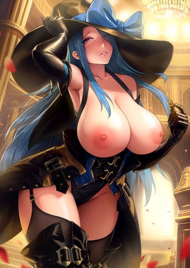 Thirty Bakunyuu Hentai Pics Of Big-Boobed Girls