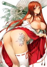 Red Haired Hentai Girl 22