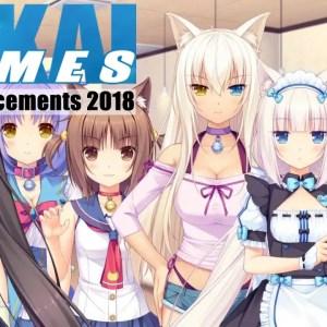 Sekai Project Announces New Console Titles at E3