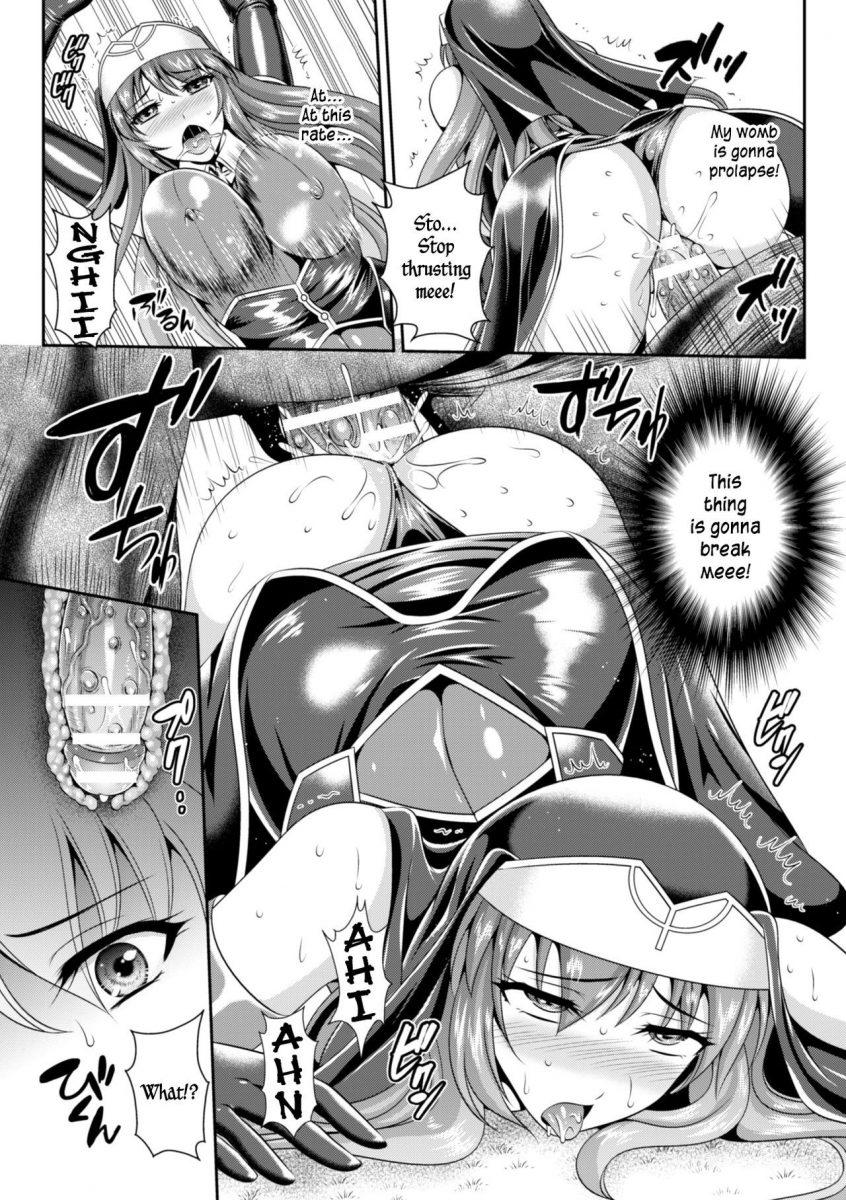Nengoku no Liese Inzai no Shukumei