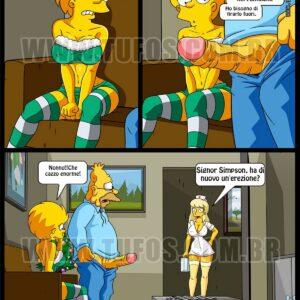 Simpson Buon natale