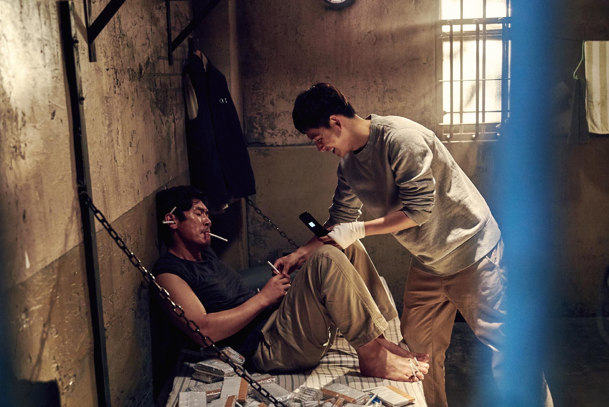 sans pitié prison clopes