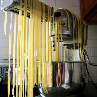 Basic fresh pasta