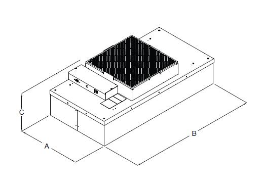 Item # 1530, Envirco® MAC 10® LEDC 950 Cubic Feet per