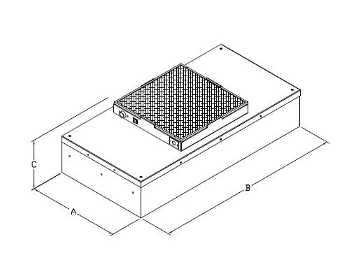 Envirco® MAC 10® LEAC2 Fan Filter Units On Airflotek, Inc.