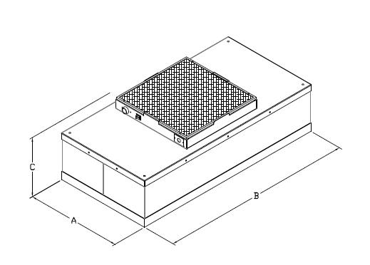 Item # 1567, Envirco® MAC 10® LEAC2 750 Cubic Feet per