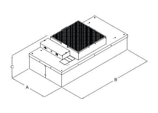 Item # 1544, Envirco® MAC 10® LEAC 900 Cubic Feet per