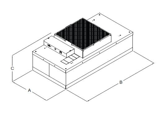 Item # 1575, Envirco® MAC 10® LEAC 850 Cubic Feet per