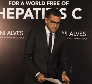aDani Alves Hepatitis C