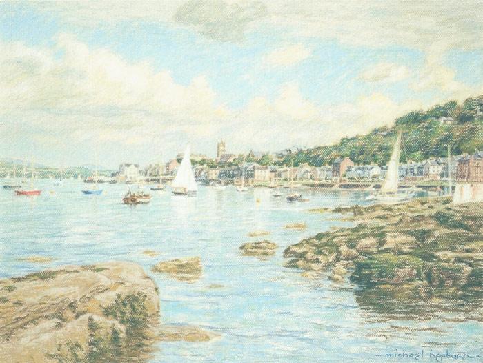 Ashton Shore (Gourock seascape).