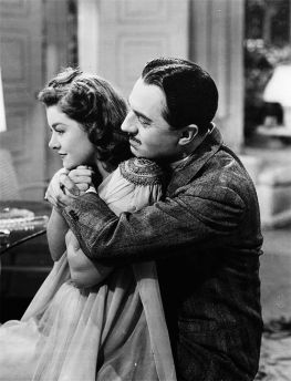 Myrna Loy and William Powell in Love Crazy