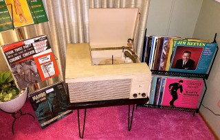 The Voice of Music record player