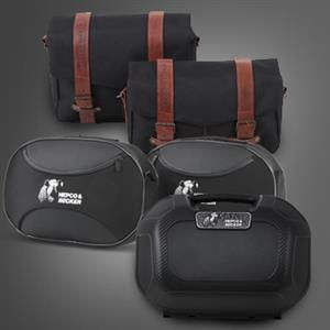 C-Bow tassen en koffers bagage systemen Hepco&Becker