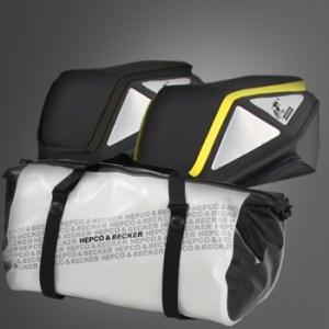 Softbags bagage systemen Hepco&Becker