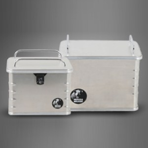 alu box side cases from Hepco&Becker
