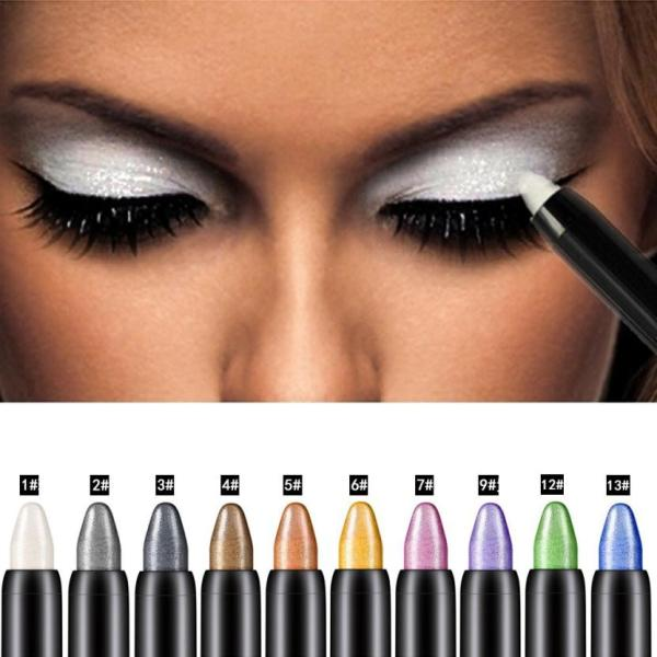 Professional Beauty Highlighter Eyeshadow Pencil