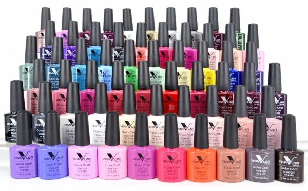 7.5ml soak off gel nail polish