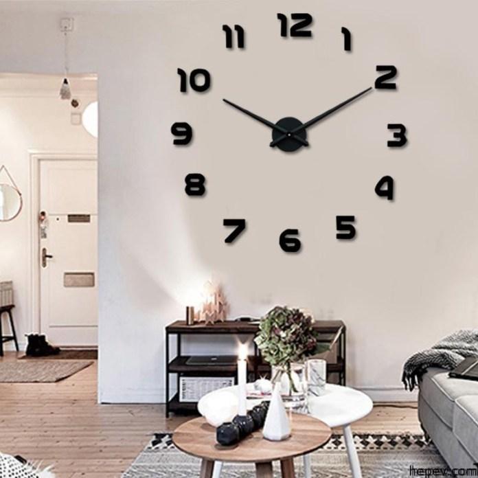 clock deco