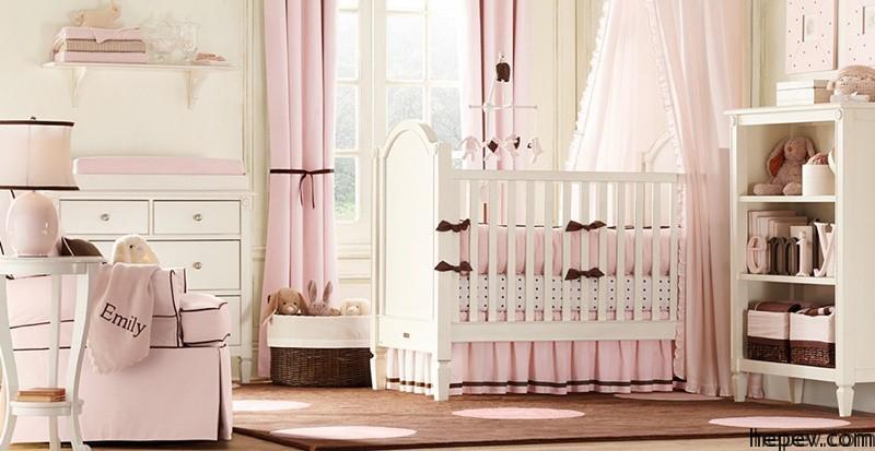 kız çocuk odaları