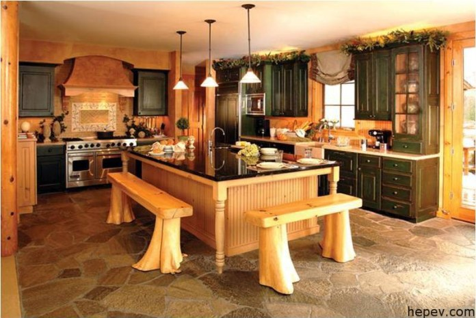 unique kitchen design