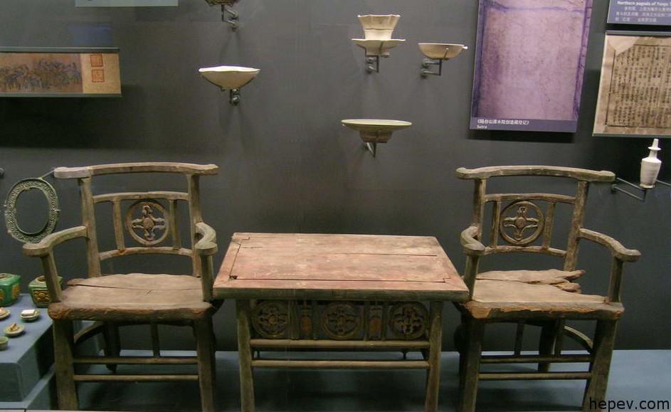 vintage-mobilya-sandalye-masa