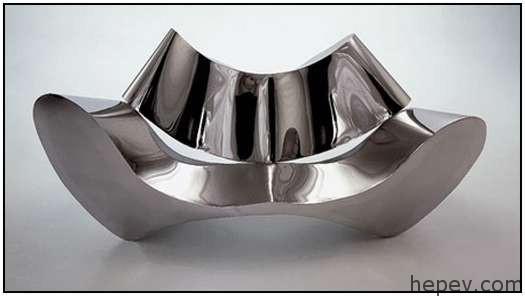 Steel-Sofa