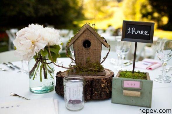 birdhouse decor