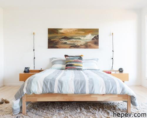 scandanavien bed