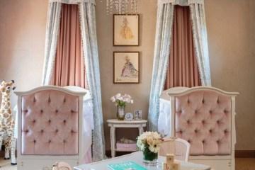 twin babies room