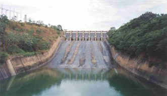 Tres-Marias-Dam