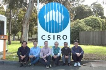 CSIRO-Team