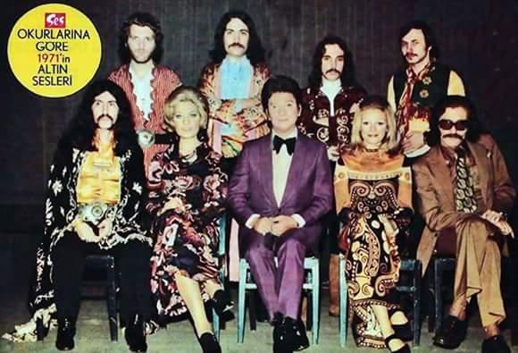 1971 Altın Sesler