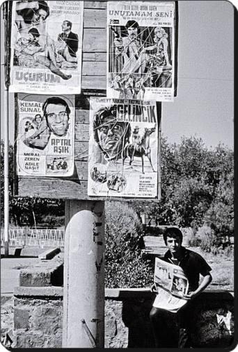Eski Istanbul - 1979 Film Afisleri