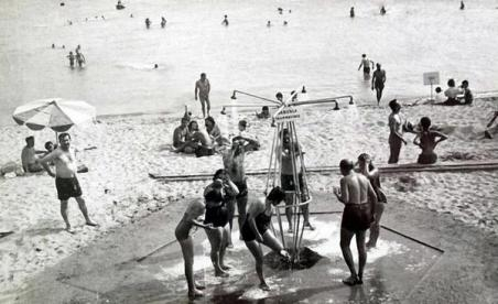 Eski Istanbul - Atakoy Plajı