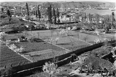Eski Istanbul - Eyup Bostanlari