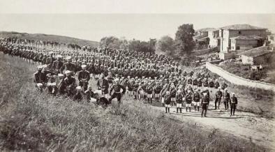 Eski Istanbul - Kumburgaz, Rus Ordusu 1878