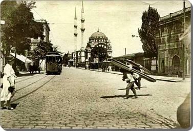 Eski Istanbul - Tophane 1930 lar