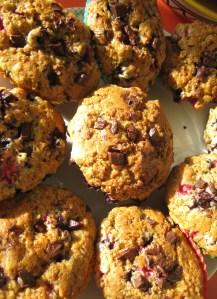 Buttermilk Berry Muffins