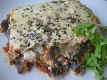 Eggplant-Ricotta Bake