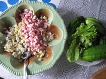 Okroshka, Russian Cold Summer Soup