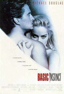 poster basic instinct
