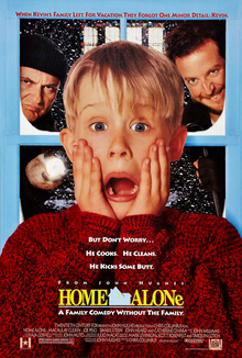 poster film home alone